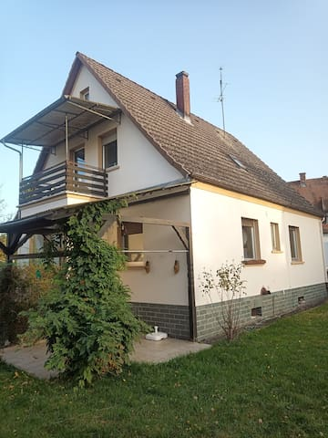 Kleinostheim的民宿