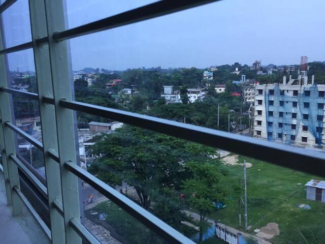 Sylhet的民宿