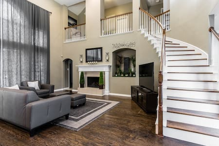 NEWLY RENOVATED! Two Story Home in GP/Arlington