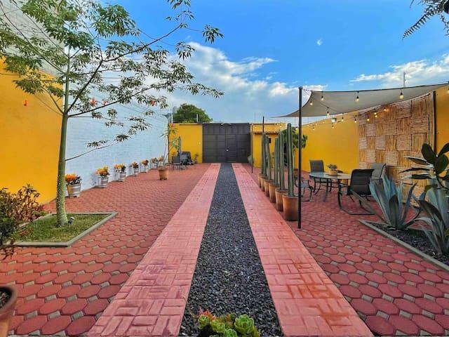 San Agustín de las Juntas 的民宿