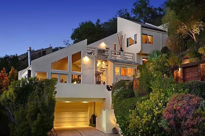 Soquel Sea View Villa