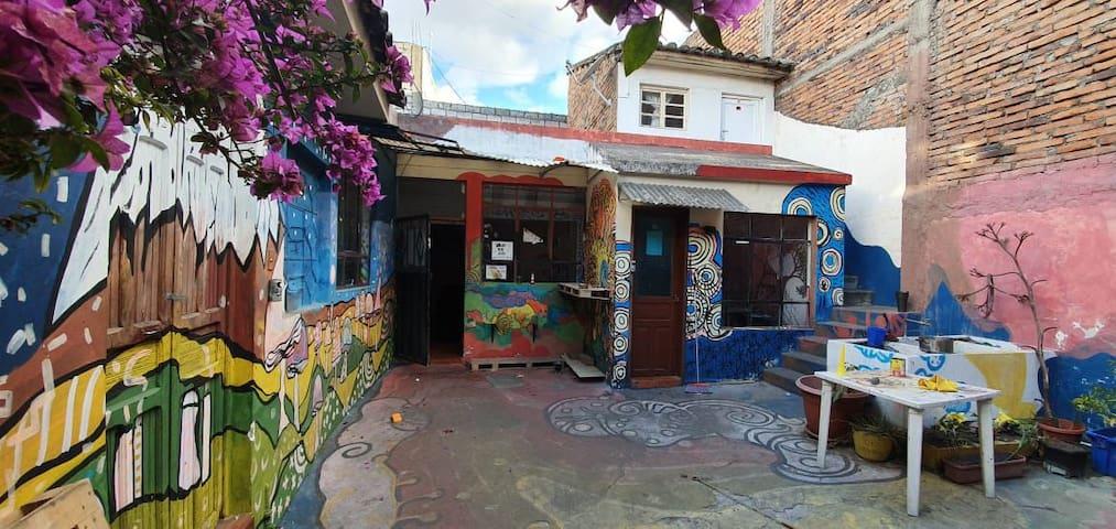 Provincia de Cotopaxi的民宿