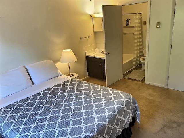 Cozy, Spacious, Beautiful | 1BR Apartment