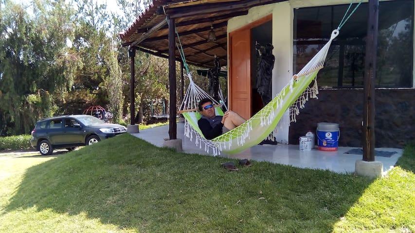 Chiguata的民宿