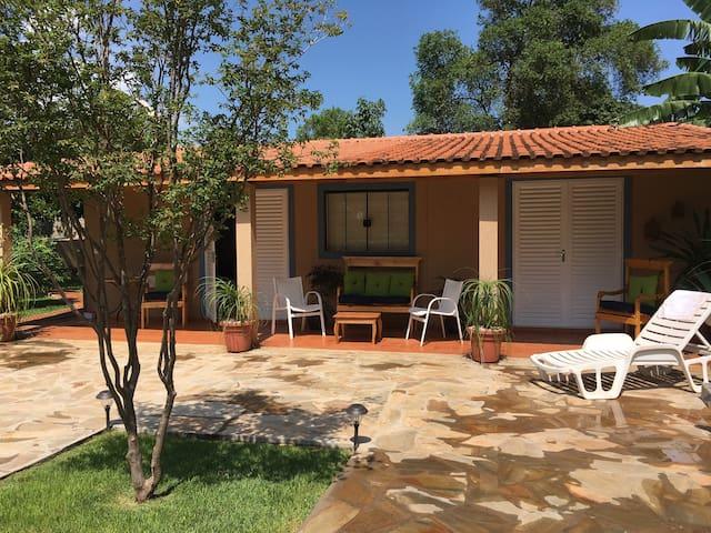 Parque Ribeirao Preto的民宿