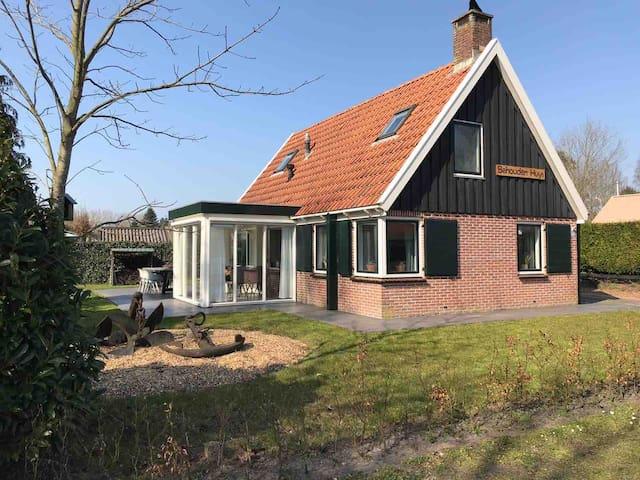 Vakantie woning Lauwersoog - 6pers - Robbenoort 15
