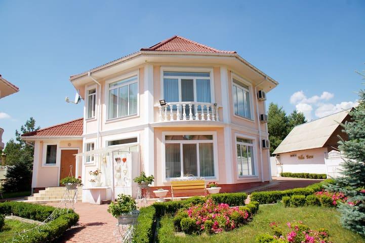 Teterivka的民宿