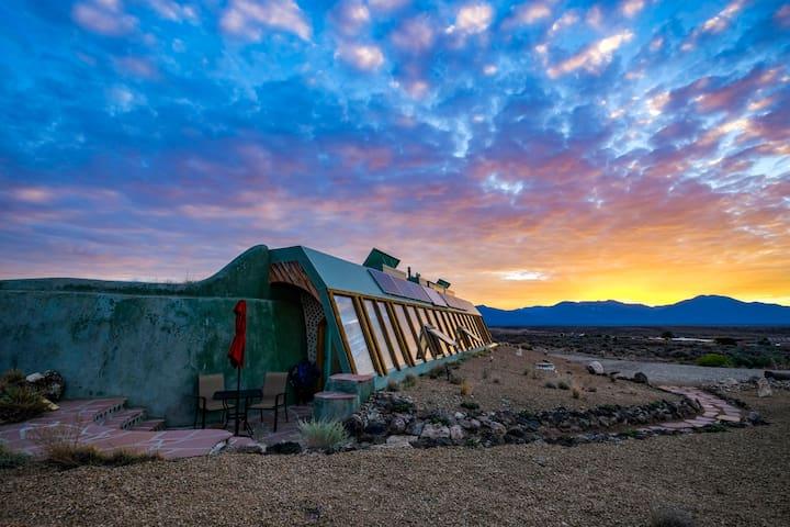 Taos County的民宿