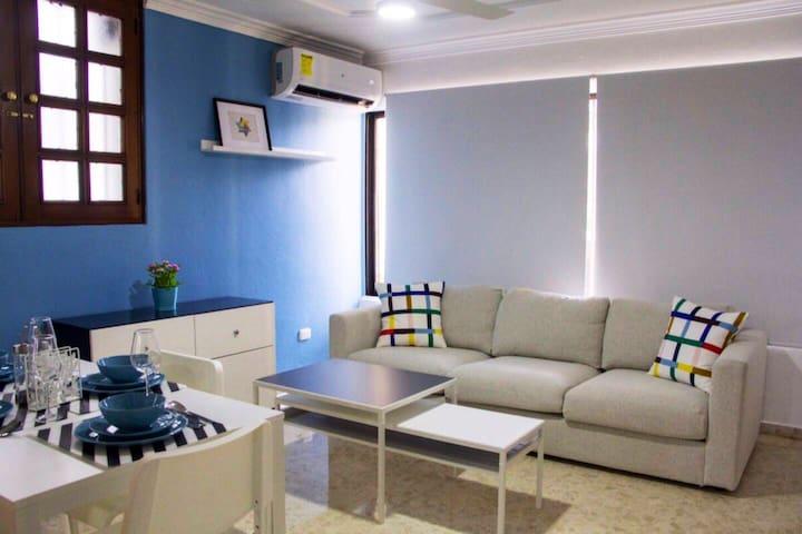 Beautiful apartment in Bella Vista