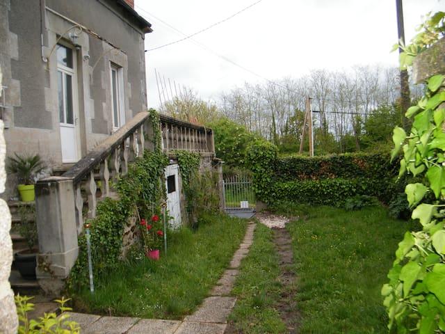 Bessines-sur-Gartempe的民宿