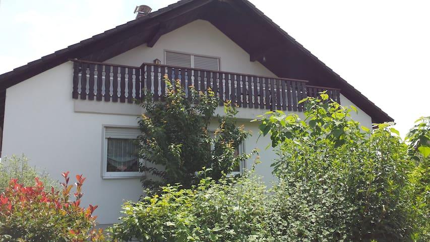 Stadtlauringen的民宿