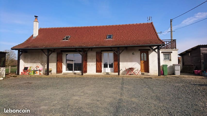 Saint-Ennemond的民宿