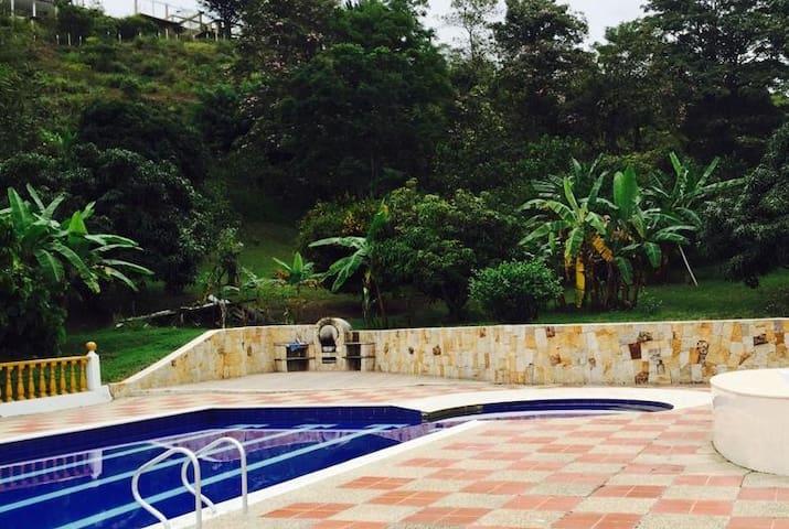 Arbeláez的民宿