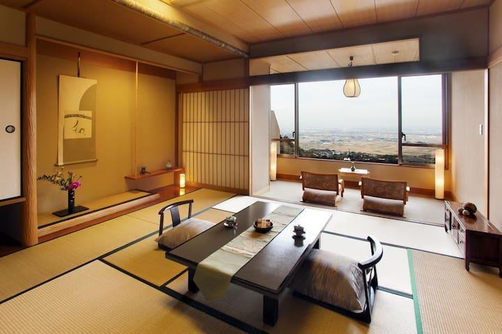 Yōrō-chō, Yōrō-gun的民宿