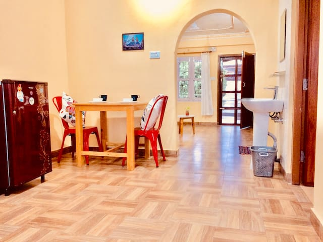 博卡拉的民宿