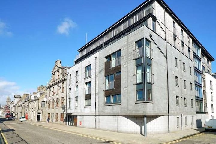 Aberdeen City的民宿