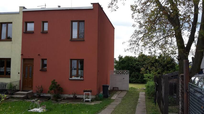 Praha-Slivenec的民宿