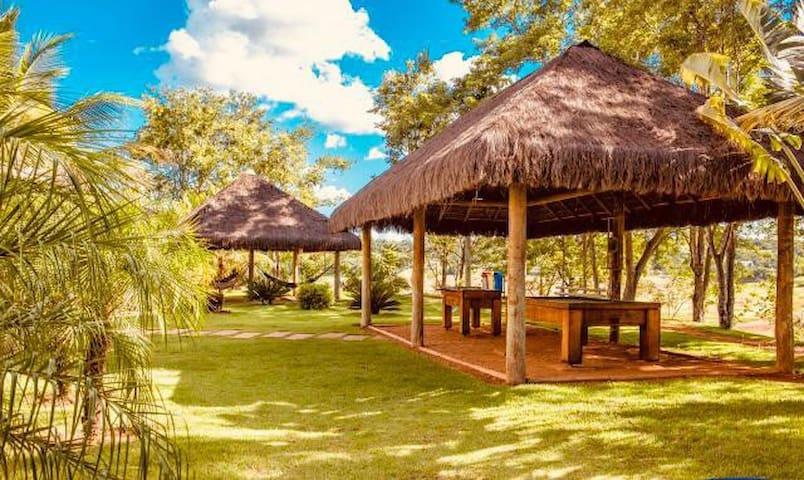 卡尔达斯诺瓦斯(Caldas Novas)的民宿