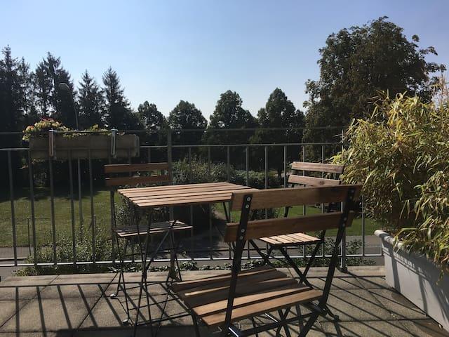 Langendorf的民宿