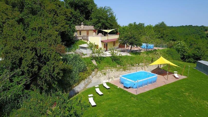 Catignano的民宿