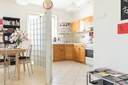 Nowoczesne mieszkanie dwupokojowe