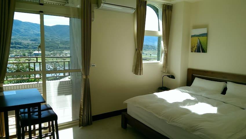 台湾的民宿