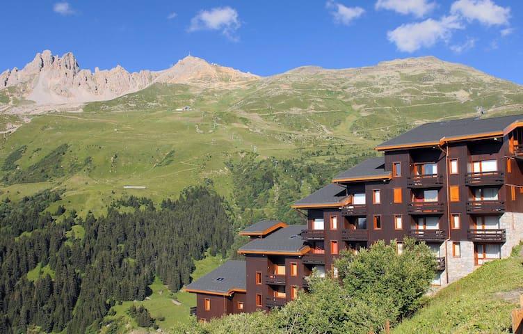 Studio de Montagne pour 4 + Local à Skis GRATUIT!