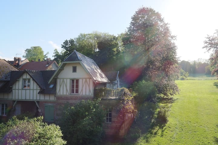 Savigny-sur-Aisne的民宿