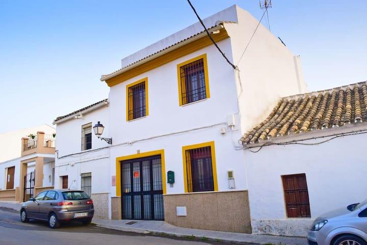 Casa rural en la Campiña de Córdoba