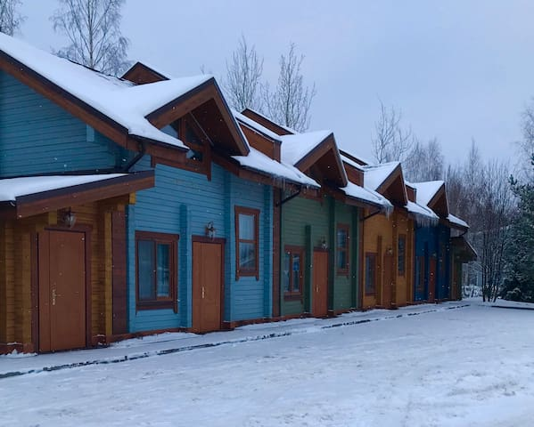 Konakovsky District的民宿