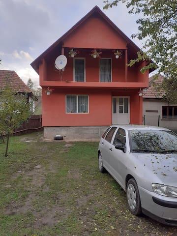 Municipiul Toplița的民宿