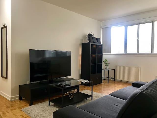 Comfortable spacious apartment at Downtown Toronto