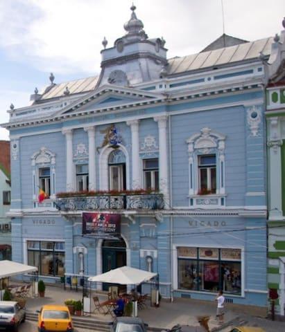 Târgu Secuiesc的民宿