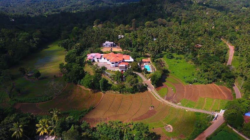 Luxury Hotel Near Udawalawe NP/Sinharaja Forest