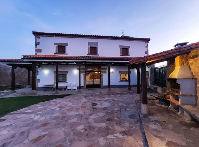 El Barco de Ávila的民宿