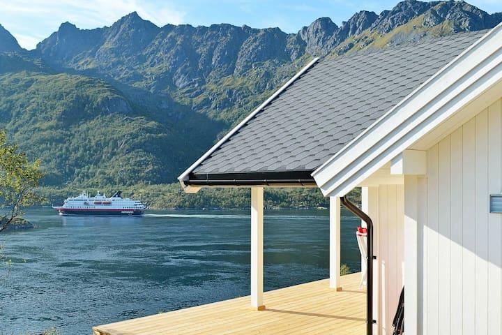 Tengelfjord的民宿