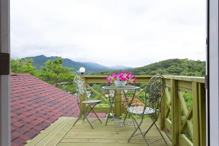Okcheon-myeon, Yangpyeong-gun的民宿