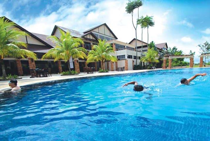 Jitra New Home Swimming Pool
