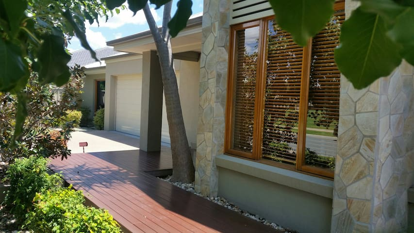 Quality accommodation with lots of features