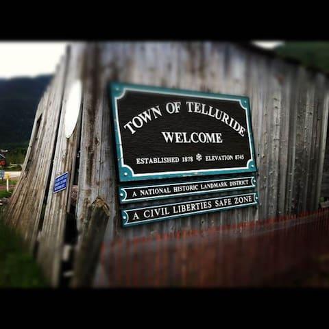 Telluride的民宿