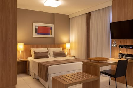 Beautiful Apart Hotel at Rio Stay Residence