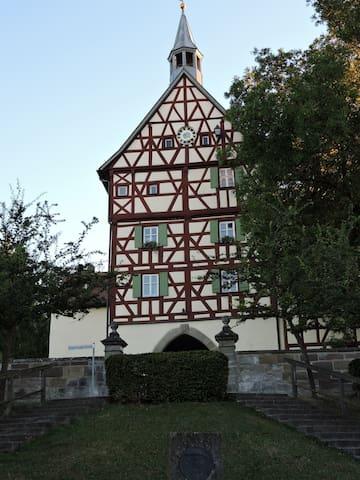 Burgbernheim的民宿
