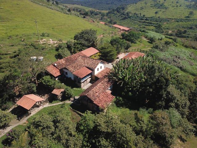 Fazenda Pedra Negra - Itabirito, MG