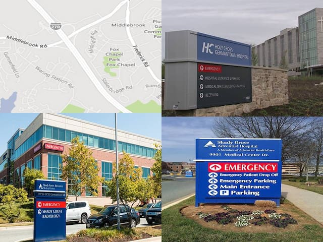ROOM(S) FOR ADVENTIST HEALTH CARE HOSPITAL STAFF