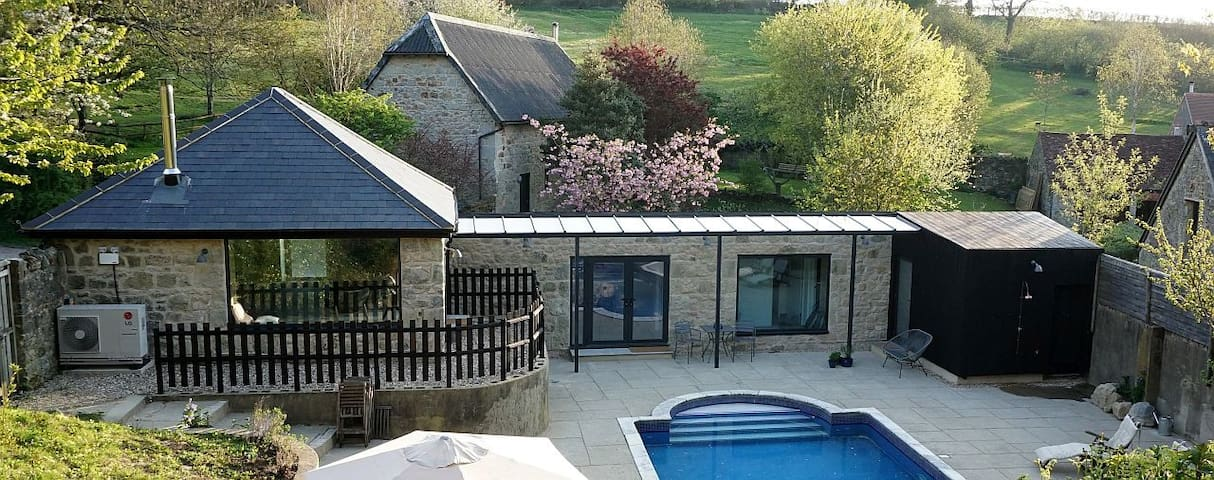 Idyllic, private & unique countryside holiday