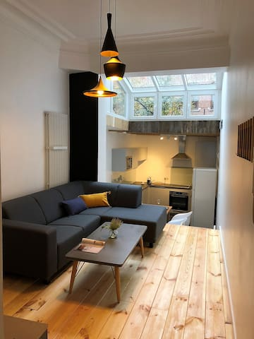 Home Sweet Home Brussels center-2 bedrooms apart