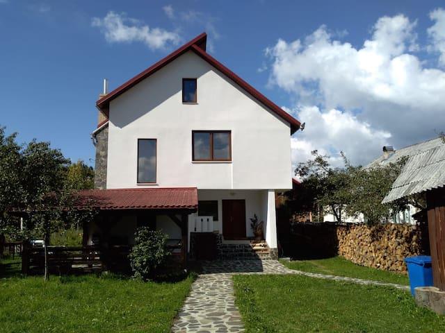 Borșa的民宿