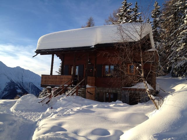 贝特默阿尔卑的民宿