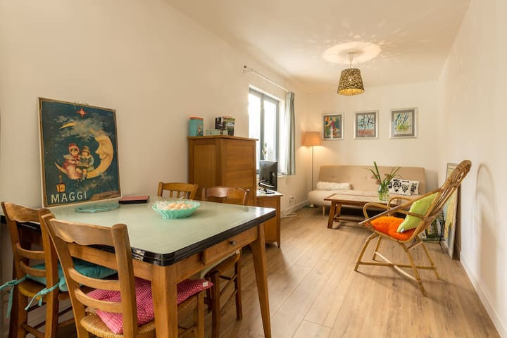 Guémené-Penfao的民宿
