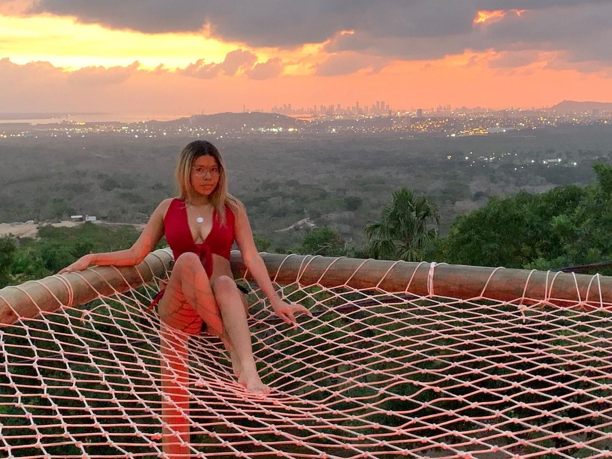 Ada Marina Chalet,  la mejor vista de Cartagena